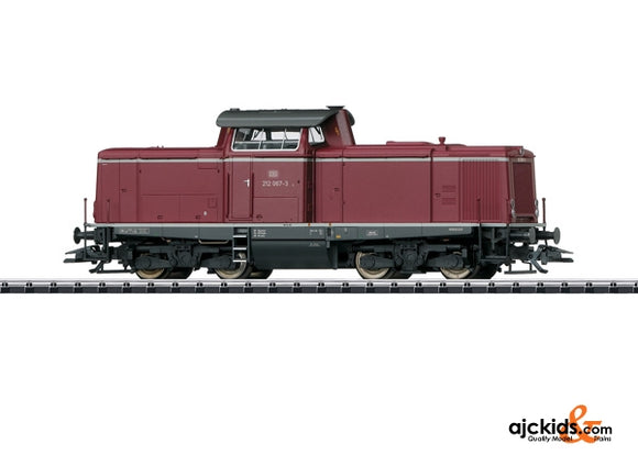Trix 22826 Digital DB cl 212 Diesel Locomotive