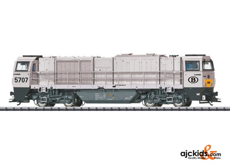 Trix 22921 - SNCB cl G 2000 BB Diesel Locomotive