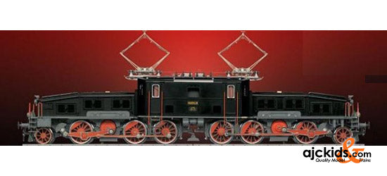 Trix 22955 - Toy Fair 2013 Crocodile Locomotive in wooden case, black