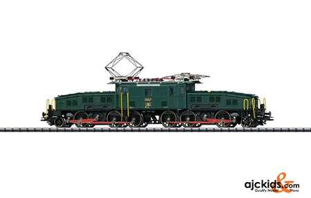 Trix 22957 - Crocodile Electric Museum Locomotive
