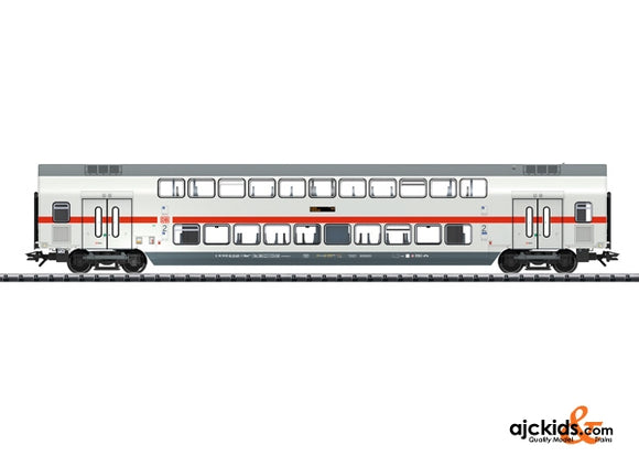 Trix 23251 - DB AG IC2 Bi-Level Intermediate Car; 2nd Class; Era VI