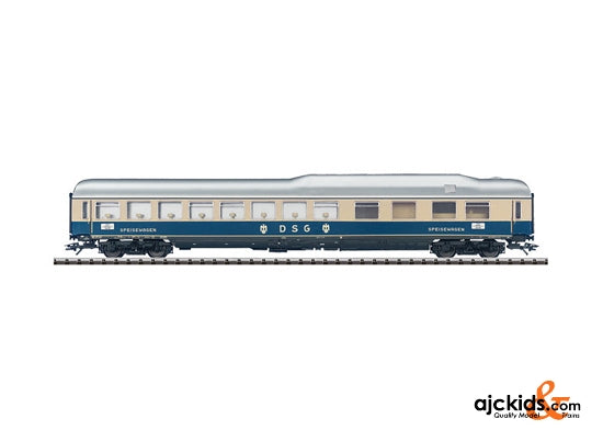 Trix 23413 - Express Train Passenger Car for the Rheingold