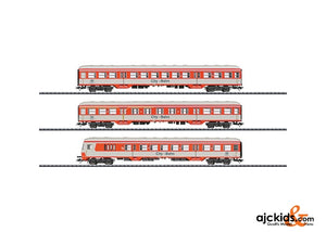 Trix 23434 - City-Bahn Car Set - Exclusiv 2009