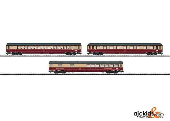 Trix 23480 - IC Express Train Passenger Car Set