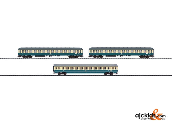 Trix 23481 - IC Express Train Passenger Car Set