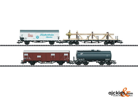 Trix 24022 Freight Car Set
