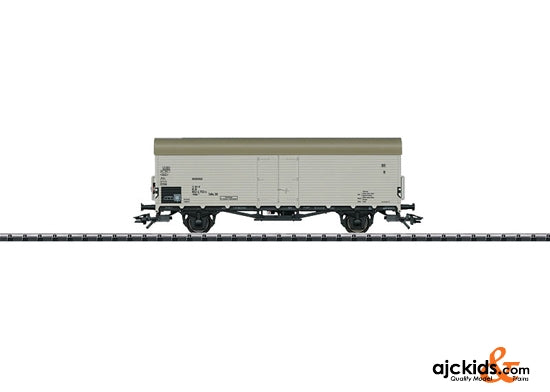 Trix 24035 German Refrigerator Car type lbdlps with light