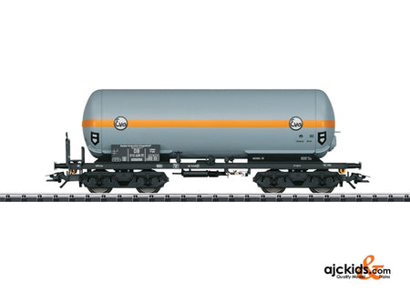 Trix 24212 DB Pressurized Gas Tank Car; Era III