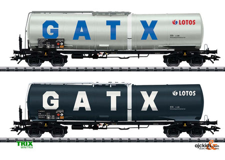 Trix 24213 Tank Car Set