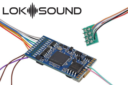 ESU 58420 - LokSound 5 DCC 8 pin «Generic» Ready for Programming