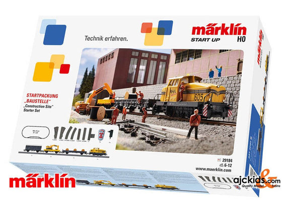 Marklin 29184 - Marklin Start up - Construction Site Starter Set