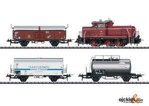 Trix 31181 - DB Transfer Freight Train Train Set; Era III