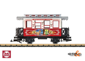 LGB 36073 - LGB Christmas Car for 2016
