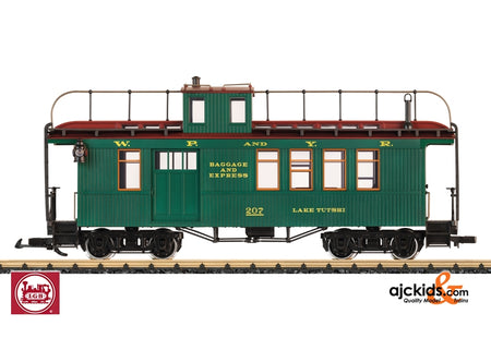 LGB 40756 Drovers Caboose White Pass