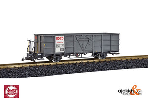 LGB 40881 - RhB High-sided Gondola Car, Era VI