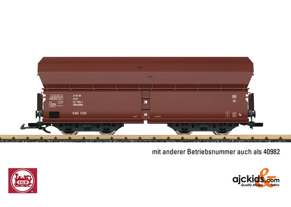 LGB 40983 - DRType OOtu Hopper Car