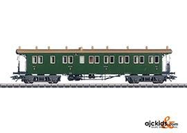 Marklin 42103 - Type BCCi Express Train Open Platform Passenger Car 2nd/3rd class