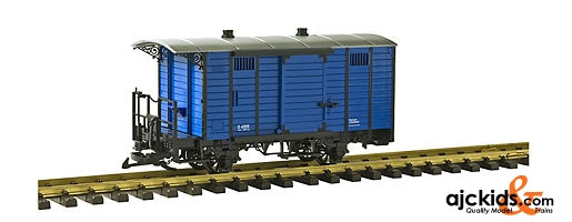 LGB 43300 - Boxcar Stainz Local G4009