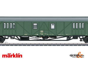 Marklin 43992 - Type MDyge 986 Auxiliary Baggage Car with Sound