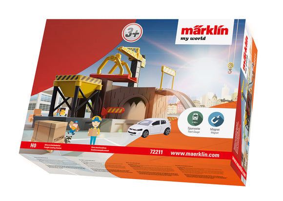 Marklin 72211 - Märklin my world- Freight Loading Station