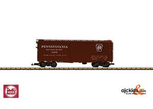 LGB 46919 - PRR Single Door Boxcar