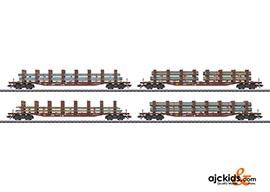 Marklin 47319 - Type Snps Stake 4-Car Set
