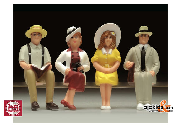 LGB 51406 - American Figures Seated