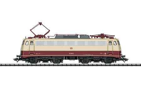 Trix 22064 - Digital DB cl 112 Bugelfalte Electric Locomotive