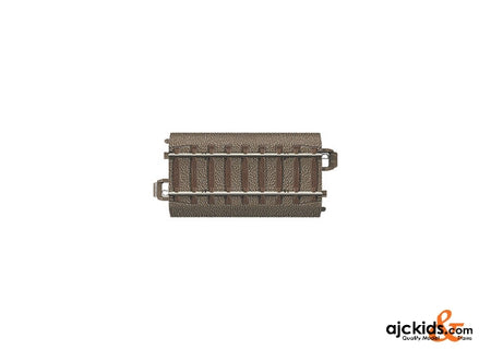 Trix 62071 Straight Track 70.8mm removable roadbed slope