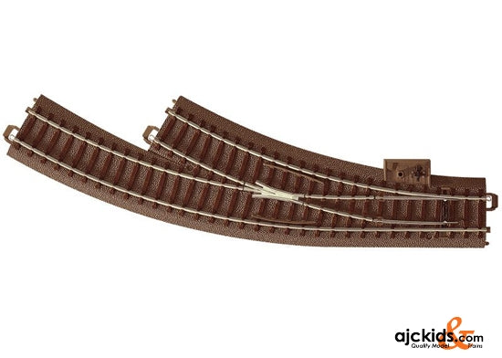 Trix 62672 - Right Curved Turnout C-Track