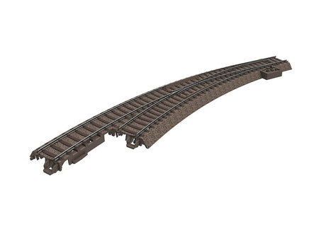 Trix 62771 Left Curved Turnout C Track