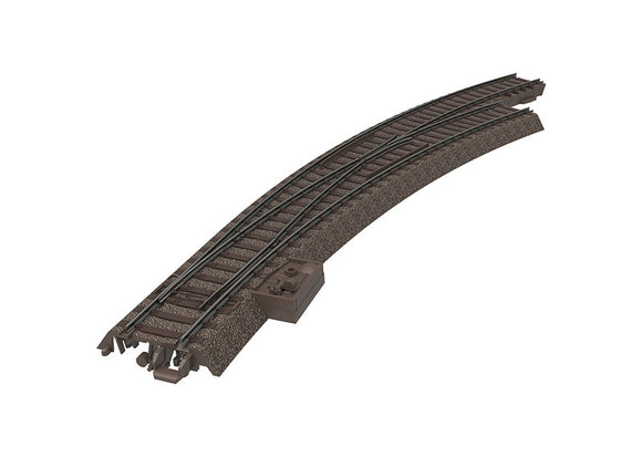 Trix 62772 Right Curved Turnout C Track