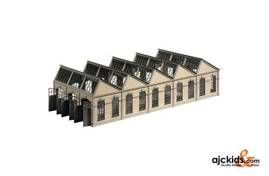 Trix 66133 - Architectural Kit Factory Building II