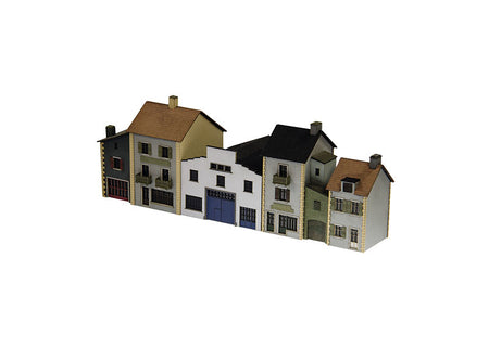 Trix 66304 Kit for French Town Houses