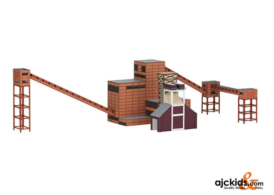 Trix 66314 - Kit for Zollverein Mine Coking Plant Part 2