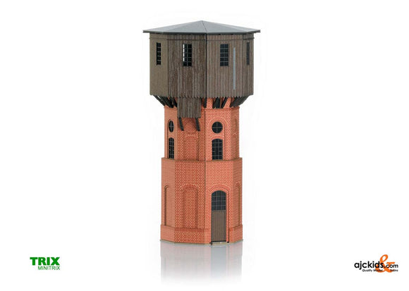 Trix 66328 Prussian Water Tower Building Kit