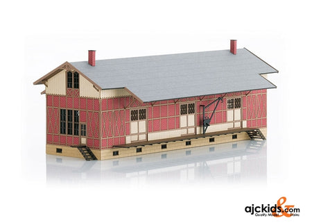 Trix 66383 - Kit for Sulzdorf Half-Timbered Freight Shed