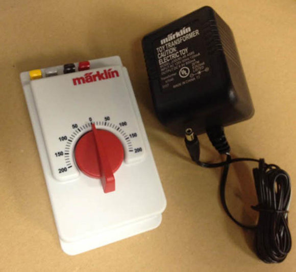 Marklin 67020 - Z Speed controller with transformer (120 volts, USA)