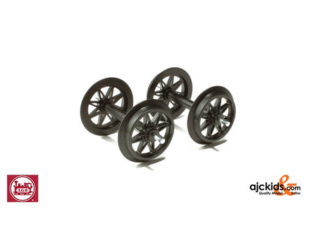 LGB 67303 - Double Spoked Wheel Set (2 pieces)