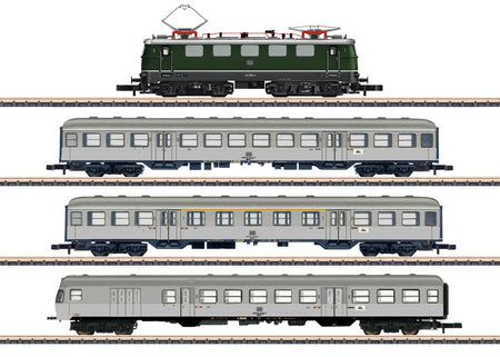 "Marklin 81356 ""Commuter Service"" Train Set"