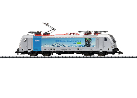 Trix 22279 - Dgtl BLS Cargo cl 187.0 Electric Locomotive