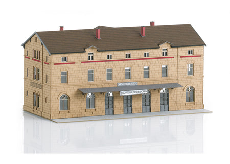 Marklin 89703 - Building Kit of the Eckartshausen-Ilshofen Station