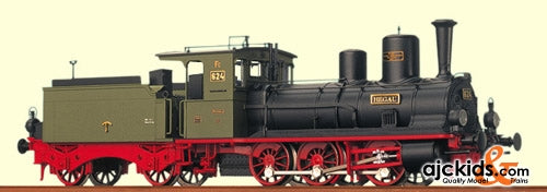 Brawa 0627 Steam Locomotive KWStE Class FC