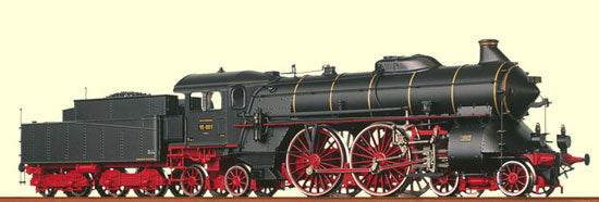 Brawa 0653 Steam locomotive BR 15