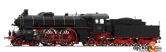 Brawa 0659 Steam Locomotive DRG 15 001 S2/6 (sound/smoke)