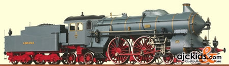 Brawa 0661  Steam Locomotive S2/6 K.Bay.Sts.B. (Sound)