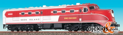 Brawa 0896 Diesel Locomotive Alco DL109 Rock Island