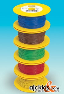Brawa 3111 Wire 0.14 mm� 100 m drum yellow