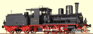 Brawa 40055 Steam Locomotive BR 53.8 DRG