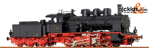 Brawa 40151 Steam Locomotive BR 57.4 (AC)